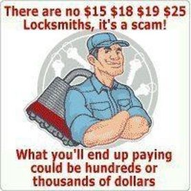 Locksmith Scams